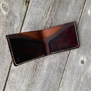 inside wallet
