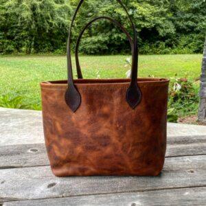 Women's Kodiak Leather Tote